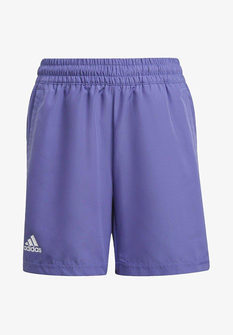 adidas Performance - CLUB TENNIS SHORTS - Sports shorts - purple