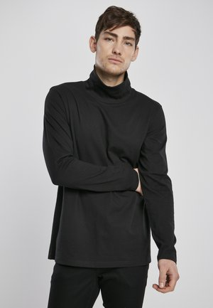 LS - Long sleeved top - black