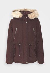 VMAGNESBEA - Light jacket - chocolate plum