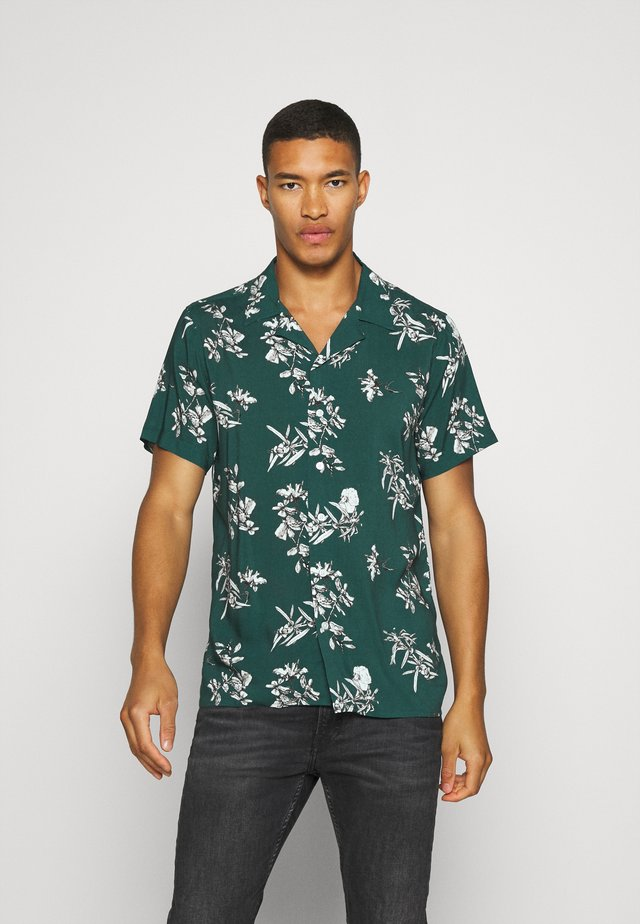 SERGE - Camisa - ponderosa pine
