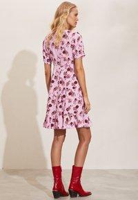 Odd Molly - DAHLIA - Day dress - pink whisper - 2