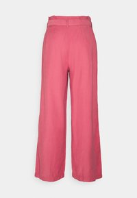 ONLY - ONLAMINTA ARIS LIFE WIDE PANT - Trousers - baroque rose - 1