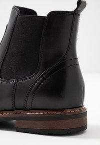 Anna Field Select - LEATHER ANKLE BOOTS - Nilkkurit - black - 2
