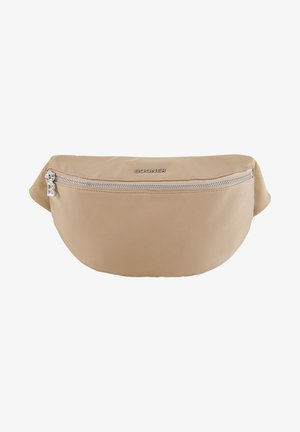 KLOSTERS LENY - Bum bag - cappuccino