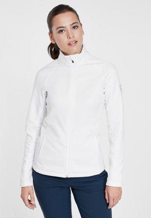 CLASSIQUE - Training jacket - white