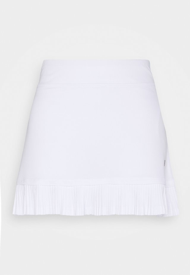 SKORT ALINA - Sports skirt - white