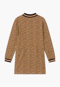 Vingino - PEPPER - Jersey dress - caramel brown - 1