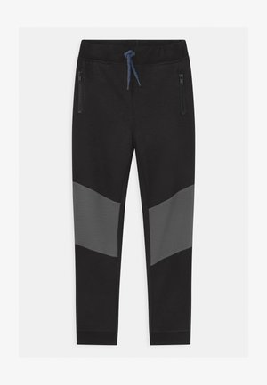 NKMOASMUS - Tracksuit bottoms - black