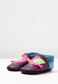 POLOLO - BIRDIE - First shoes - aubergine - 3
