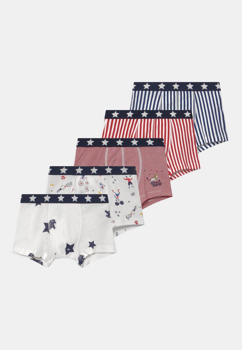 Petit Bateau - 5 PACK - Pants - multi-coloured