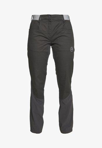 PETRA PANT  - Pantalon classique - carbon