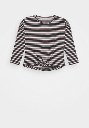 NMFKANI KNOT - Long sleeved top - pearl