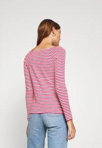 edc by Esprit - FEMINIE  - Long sleeved top - red - 2