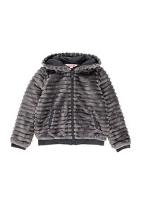Boboli - MIT FELL UND MÜTZE FÜR MÄDCHEN - Winter jacket - anthracite - 2