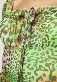NEW girl ORDER - TROPICAL ANIMAL DRESS - Day dress - multi - 5