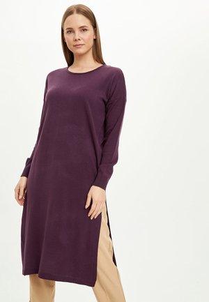 TUNIC - Túnica - purple