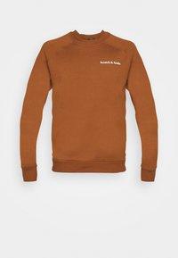 Scotch & Soda - FELPA - Sweatshirt - tobacco - 3
