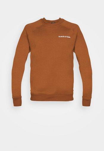 CREWNECK - Sweatshirt - tobacco