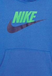 Nike Sportswear - CLUB - Bluza z kapturem - pacific blue - 2