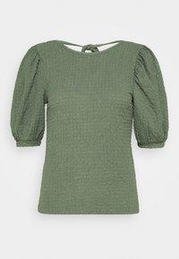 Vero Moda - VMMILINA - Basic T-shirt - laurel wreath - 0