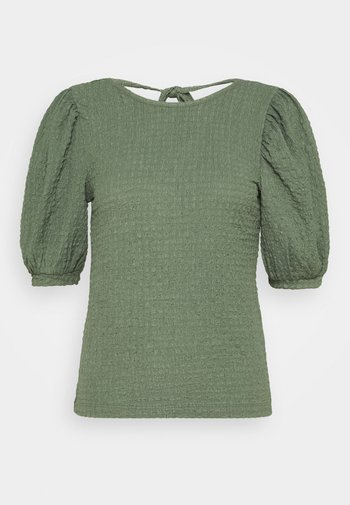 VMMILINA - Basic T-shirt - laurel wreath