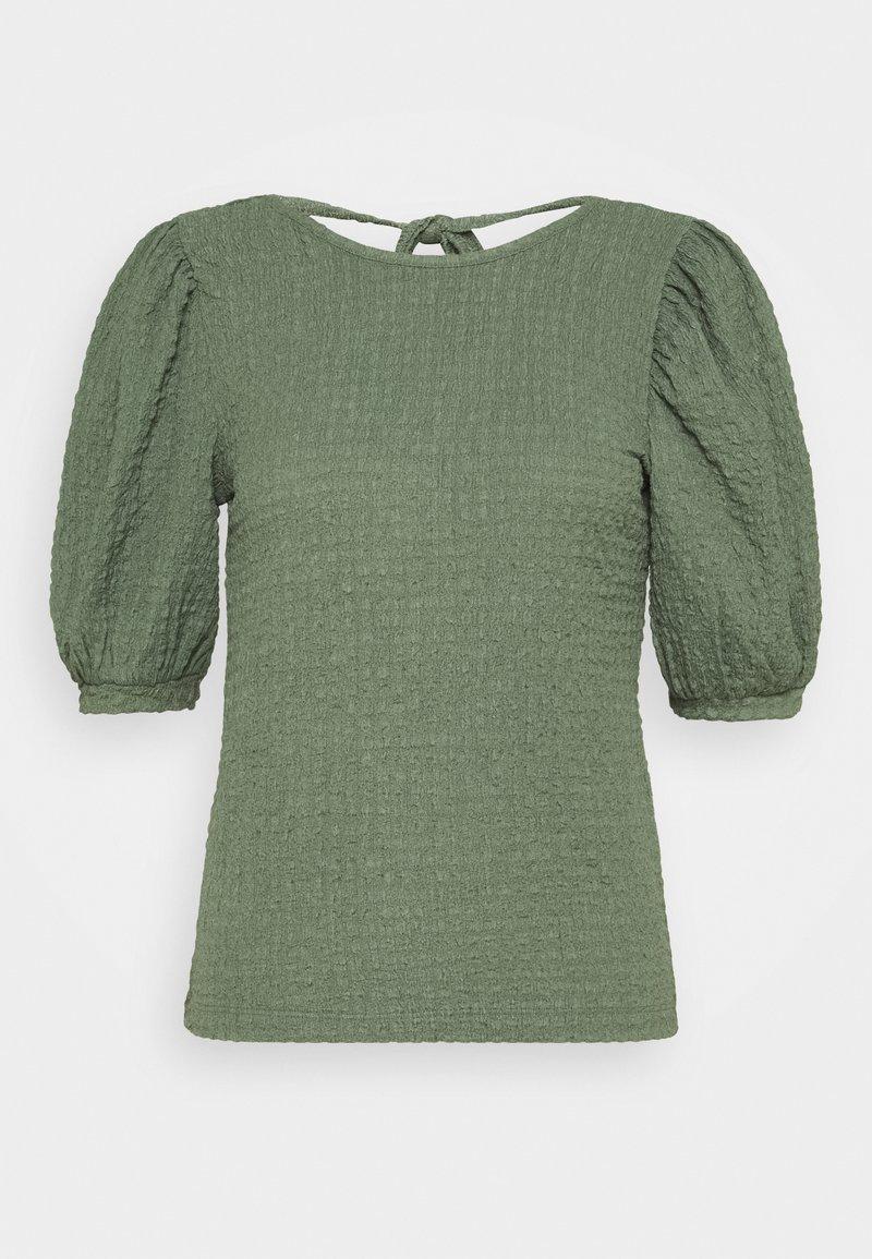 Vero Moda - VMMILINA - Basic T-shirt - laurel wreath