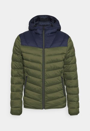AERONS - Winter jacket - green depths