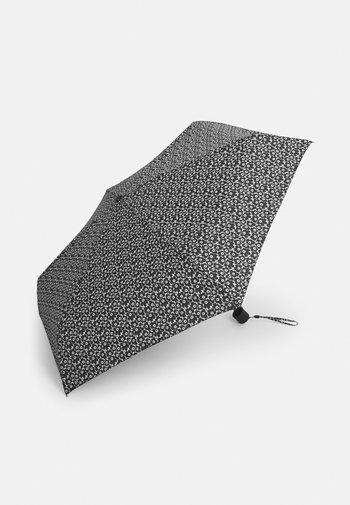 MINI MANUAL UNIKKO UMBRELLA - Umbrella - off white/black