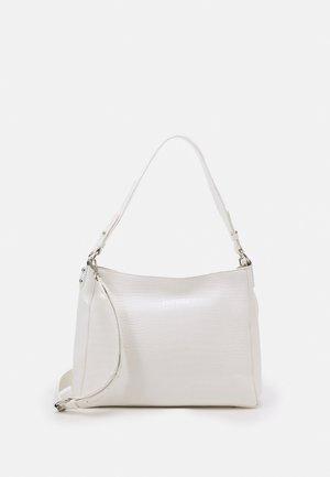 AMBLE MATTE - Handbag - white alyssum