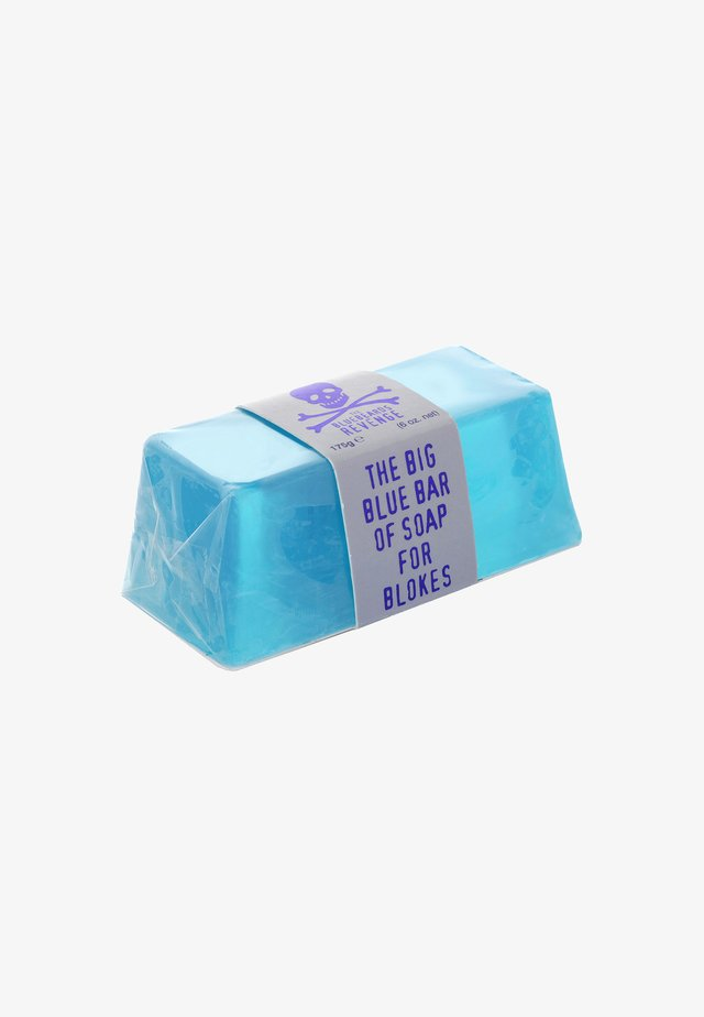 BIG BLUE BAR OF SOAP FOR BLOKES - Soap bar - -