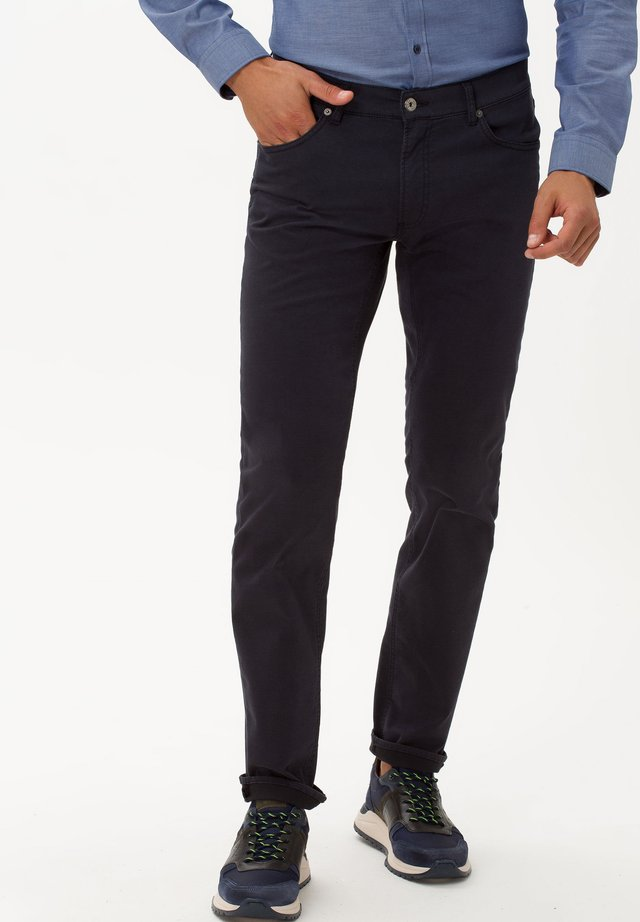 STYLE CHUCK - Jeans Slim Fit - navy