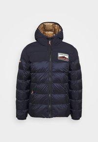 Napapijri - ATER - Winter jacket - blu marine - 4
