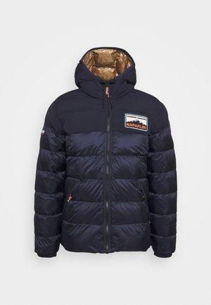 ATER - Winter jacket - blu marine