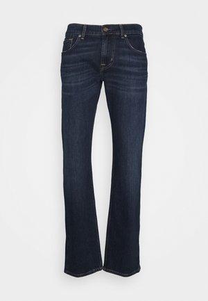 DORADO - Slim fit jeans - dark blue