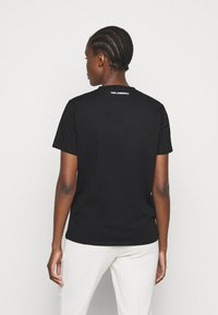 KARL LAGERFELD - IKONIK GRAFFITI  - T-Shirt print - black - 2