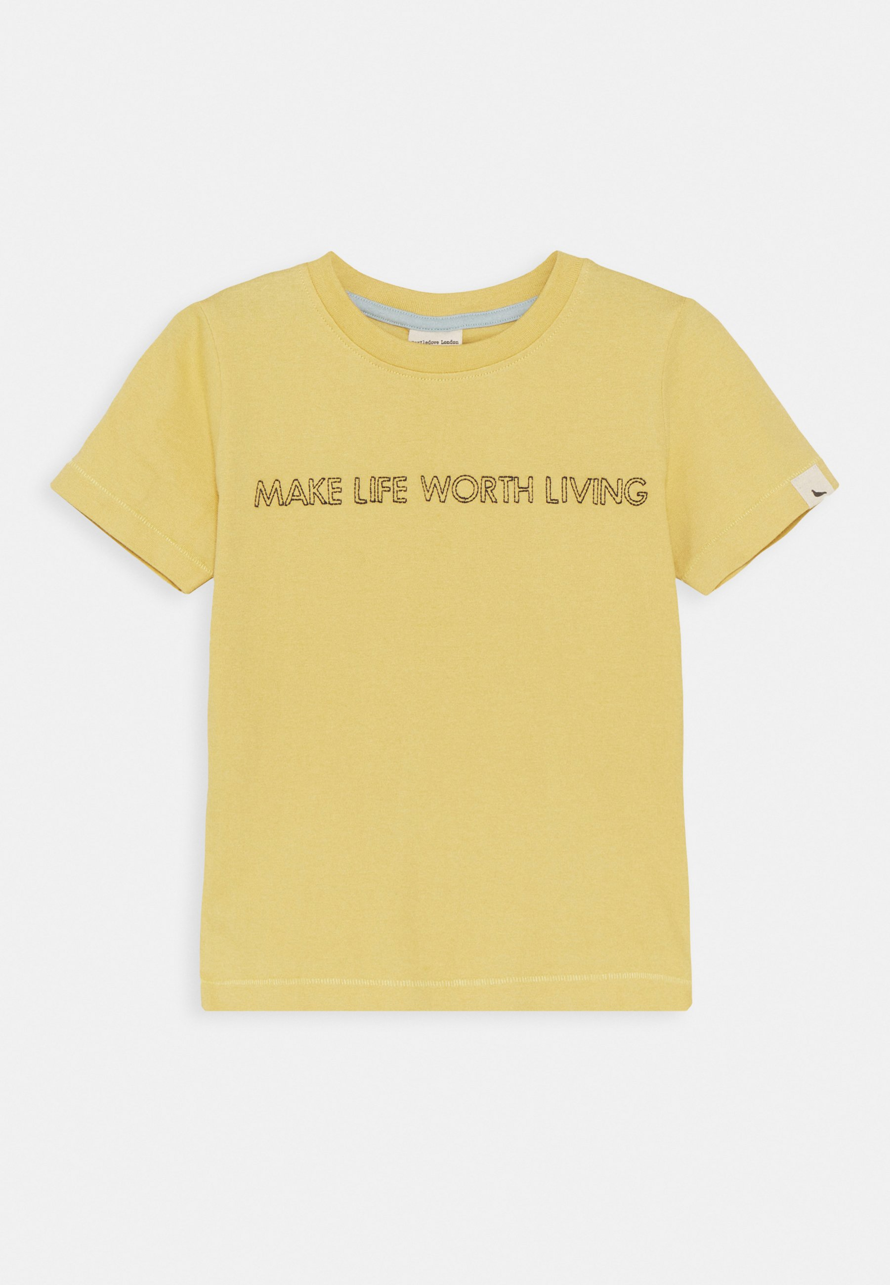 Kids LIVING LIFE EMBROIDERED UNISEX - Print T-shirt