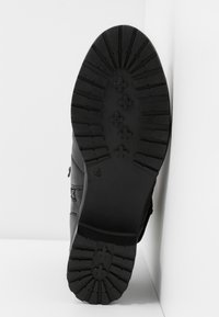 Faith - BIKE - Cowboy/biker ankle boot - black - 6