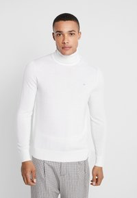 Calvin Klein Tailored - Jumper - white - 0