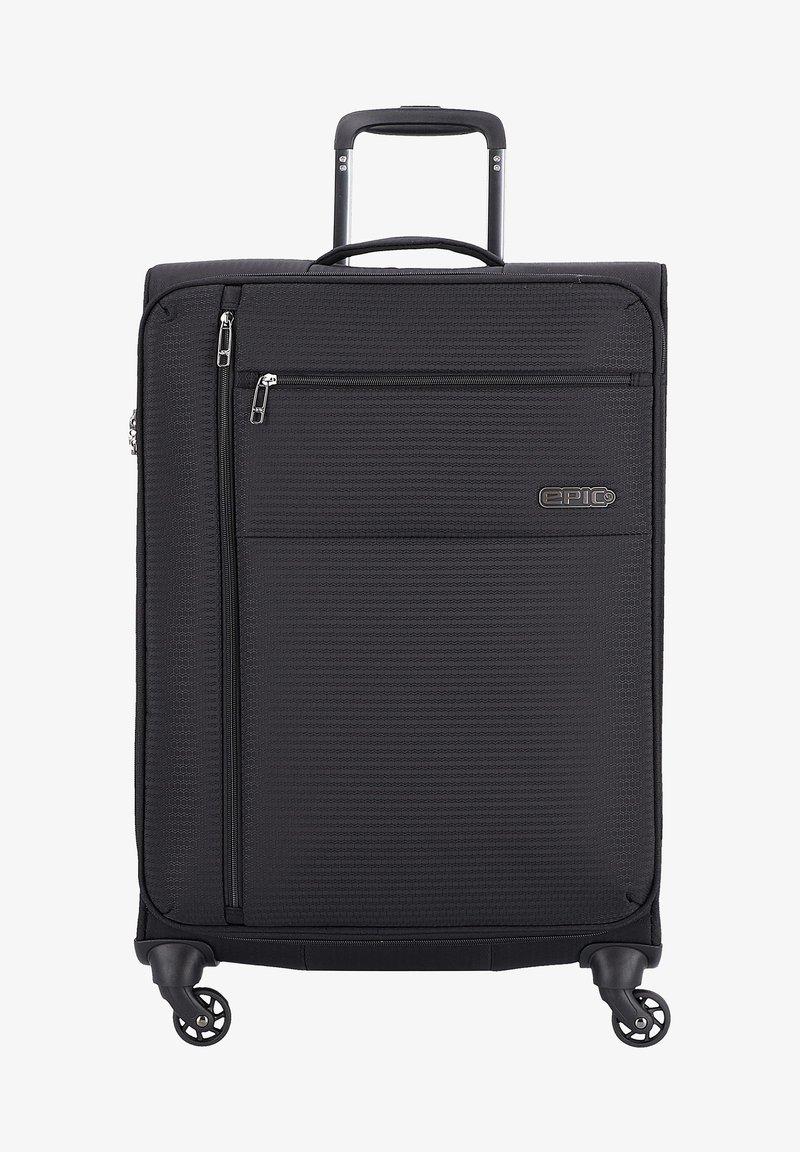 Epic - Wheeled suitcase - black