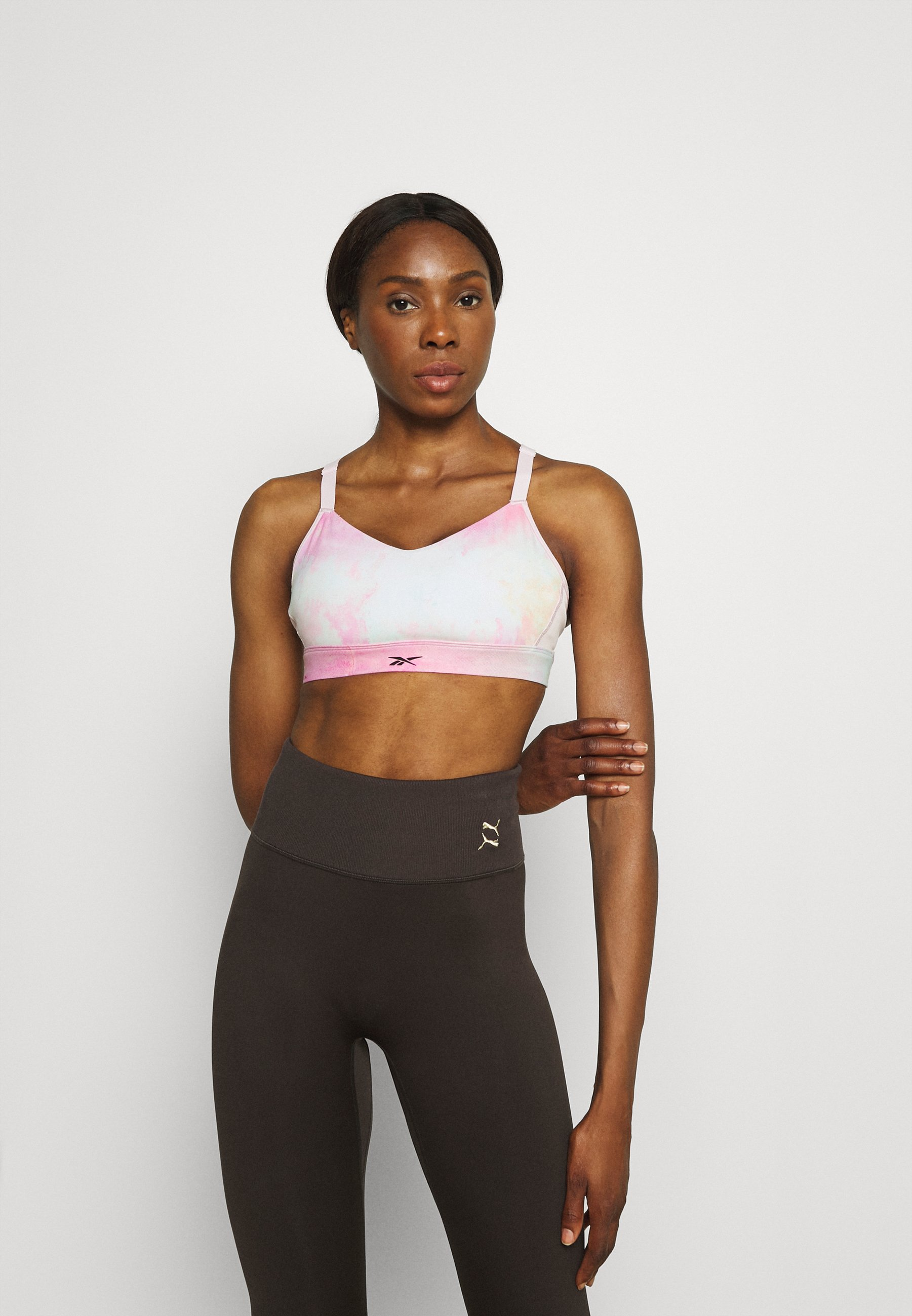 Femme LUX STRAPPY BRA - Brassières de sport à maintien normal