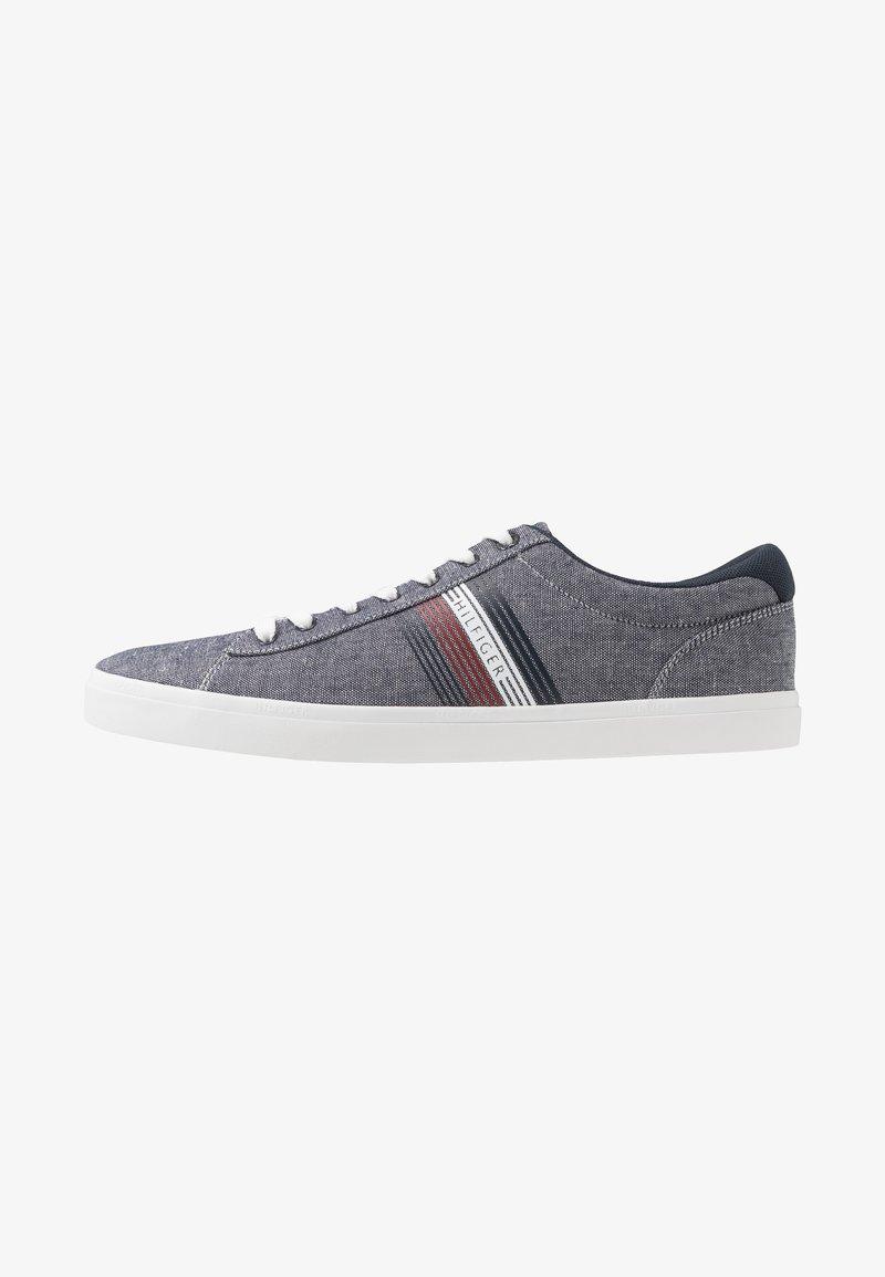 Tommy Hilfiger - ESSENTIAL SEASONAL - Sneakers basse - blue
