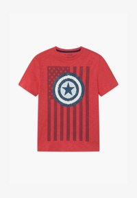 GAP - BOY FLIPPY - T-shirts print - buoy red - 0