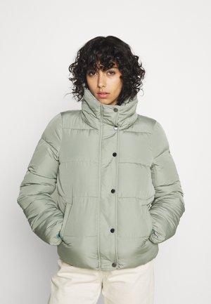 ONLCOOL PUFFER JACKET - Winter jacket - shadow
