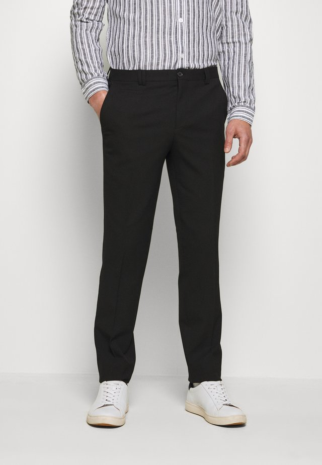 VESTFOLD TROUSER - Trousers - black