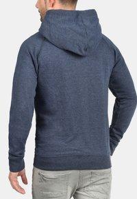 Blend - SPEEDY - Zip-up hoodie - navy - 1