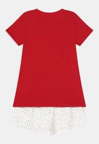 Calvin Klein Underwear - Pyjama set - rapid red/white - 1