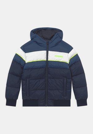 TONIUS SET - Winter jacket - midnight blue