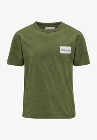 HALO - HEAVY - T-shirts print - winter moss - 0