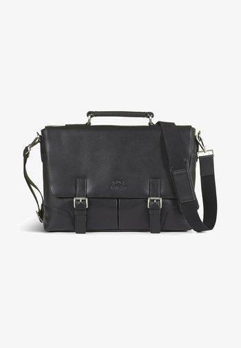 JAMES  - Briefcase - black