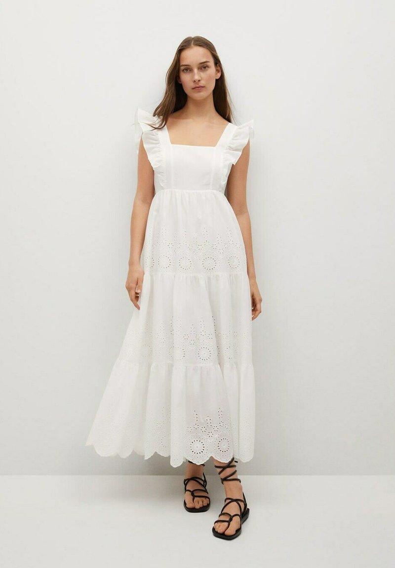 Mango - Day dress - white